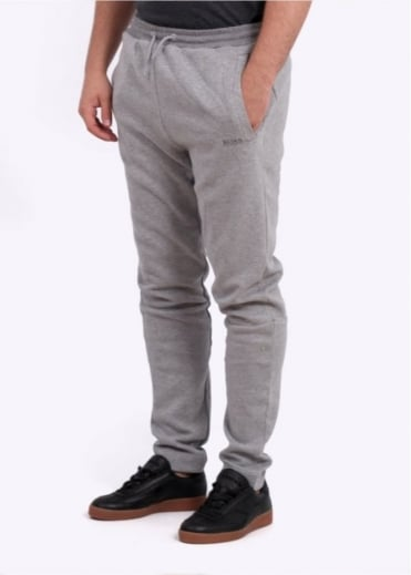 Hugo Boss Green Helwyn Track Pants - Light Grey