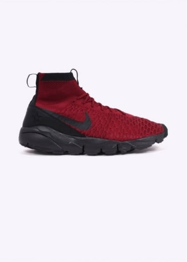 Nike Footwear Footscape Magista FK Flyknit - Team Red / Black