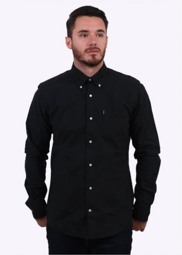 Barbour The Oxford Shirt - Forest