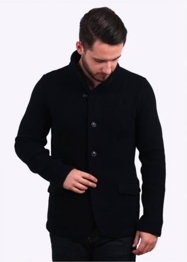 Barbour Pennan Blazer Jacket - Navy