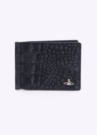 Vivienne Westwood Accessories Clip Wallet Amazon - Black