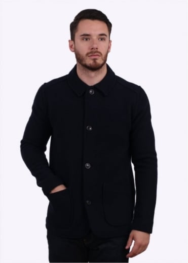 Barbour Pennan Blazer - Navy