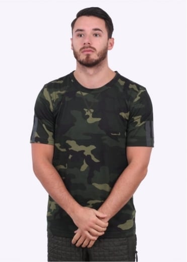 Adidas Originals Apparel Day One Camo Tee - Camo
