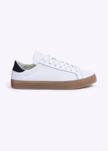 Adidas Originals Footwear Court Vantage - White