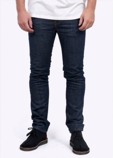 Levi's Red Tab 510 Skinny Fit Jeans - Broken Raw