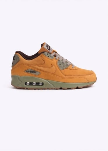 Nike Footwear Air Max 90 Winter Premium Trainers - Bronze