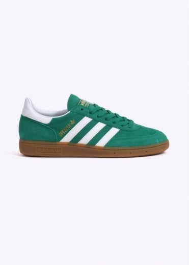 Adidas Originals Footwear Spezial Trainers - Green