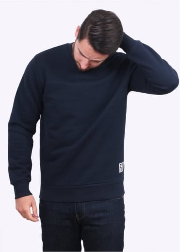 Carhartt State Flag Sweat - Navy
