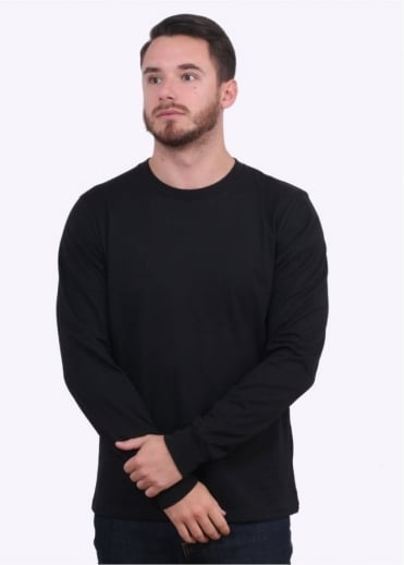Carhartt Long Sleeve Base T-Shirt - Black/White