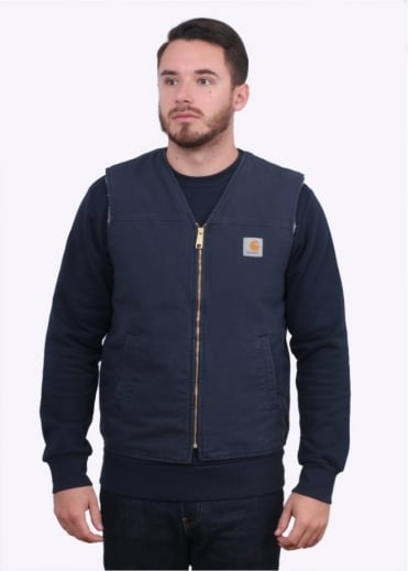 Carhartt Royal Vest - Navy