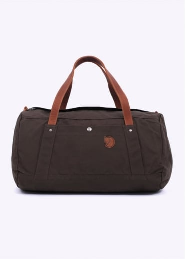Fjallraven No4 Duffel Bag - Hickory Brown