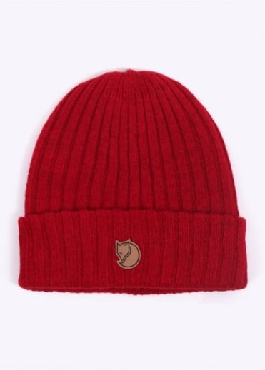 Fjallraven Byron Hat - Red