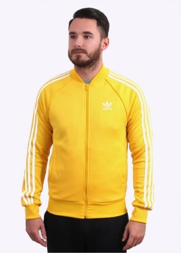 Adidas Originals Apparel SST TT - EQT Yellow