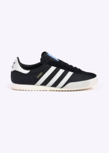 Adidas Originals Spezial Samba - Black / White