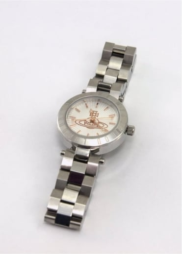Vivienne Westwood Watches Westbourne Watch Silver