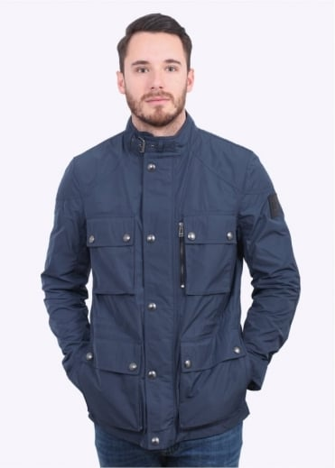 Belstaff Trialmaster 2015 Jacket - Navy Blue