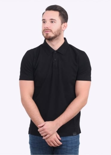 Belstaff Pearce Polo Shirt - Black