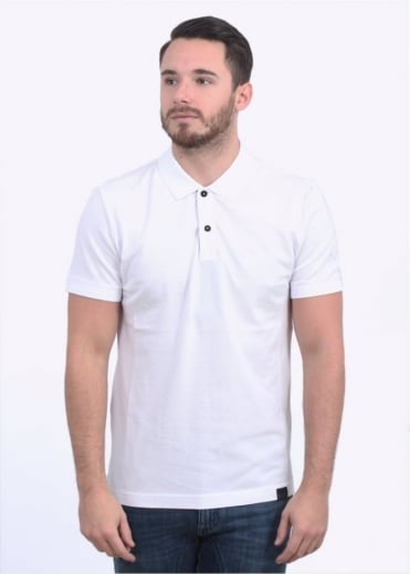 Belstaff Pearce Polo Shirt - White