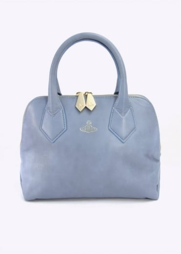 Vivienne Westwood Accessories Spencer Small Handbag Blue