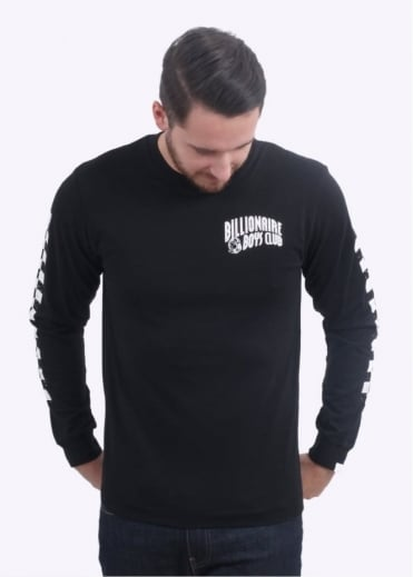 Billionaire Boys Club Mechanics LS T-Shirt - Black