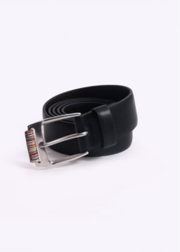Paul Smith Multi Roll Belt - Black