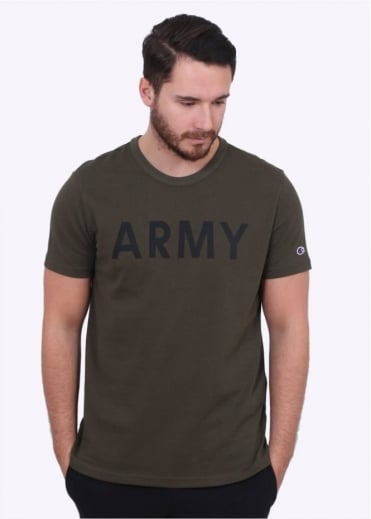 Champion Army Tee - Olive