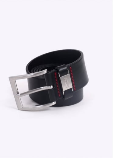 Hugo Boss Accessories C-Connio Belt - Black