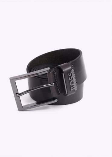 Hugo Boss Senol Belt - Dark Grey