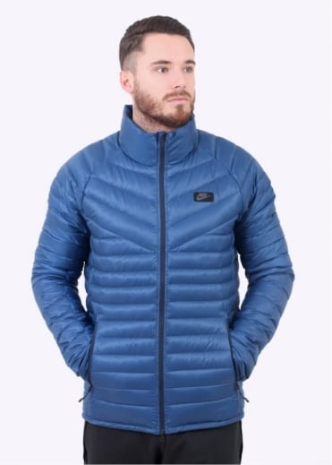 Nike Apparel Down Jacket - Coastal Blue