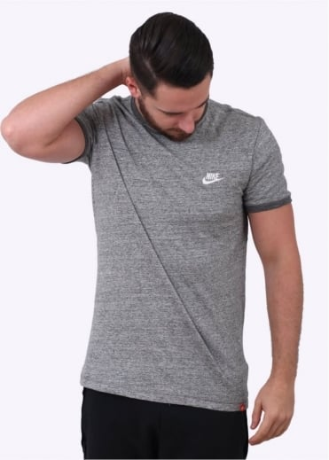 Nike Apparel Legacy T-Shirt - Carbon Heather