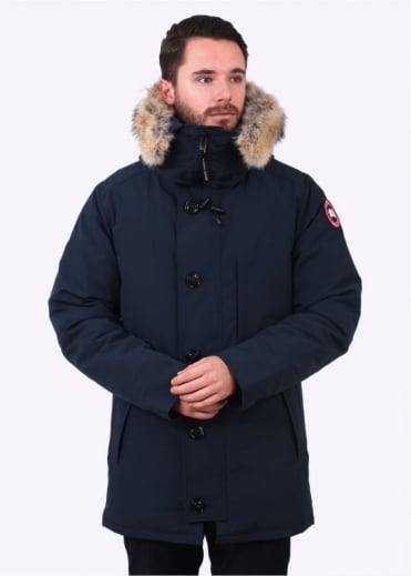 Canada Goose Chateau Jacket - Ink Blue