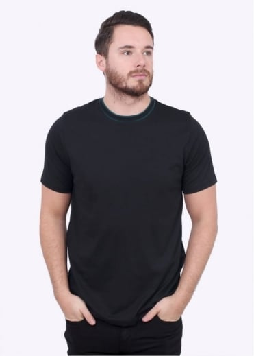 Paul Smith SS Reg Fit Tee - Black