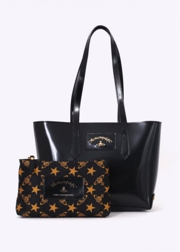 Vivienne Westwood Accessories New Castle Bag Black