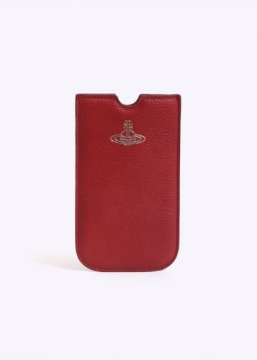Vivienne Westwood Accessories Balmoral IPhone 6S Case Red