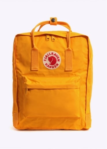 Fjallraven Kanken Bag - Warm Yellow