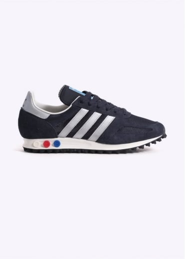 Adidas Originals Footwear LA Trainer OG - Navy