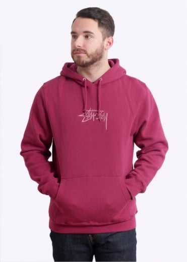 Stussy New Stock App Hood - Grape