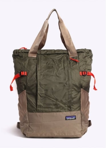 Patagonia Lightweight Travel Tote Bag - Fatigue Green