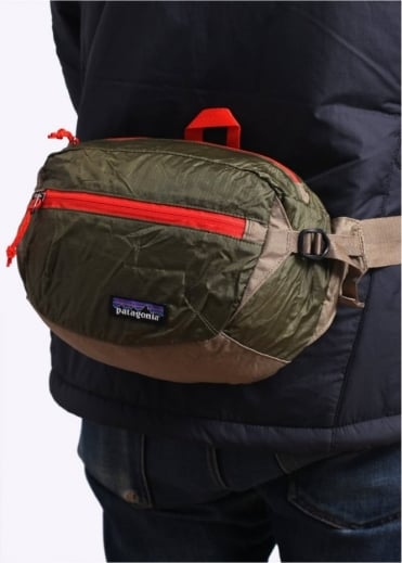 Patagonia LW Travel Hip Pack - Fatigue Green