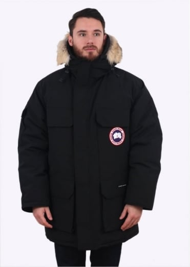 Canada Goose Expedition Parka - Black