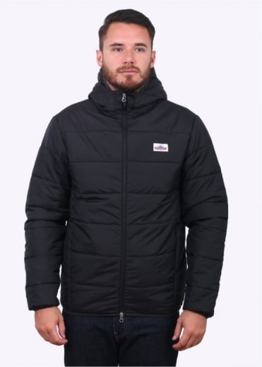 Penfield Makinaw Insulated Jacket - Black