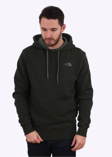 The North Face Seasonal Drew Peak Hoodie - Rosin Green