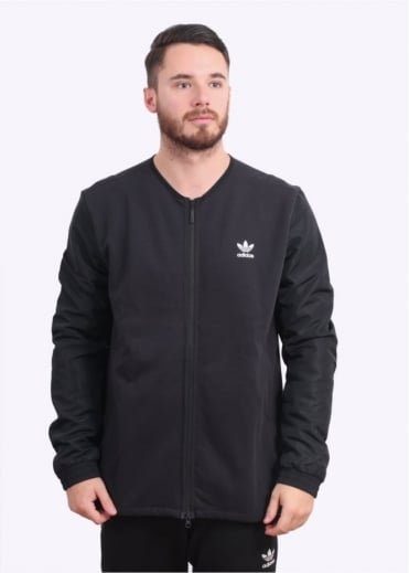 Adidas Originals Apparel Bomber Jacket - Black