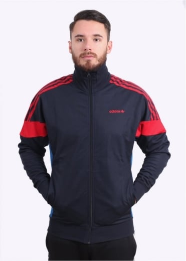 Adidas Originals Apparel CLR84 Tracktop - Legend Ink