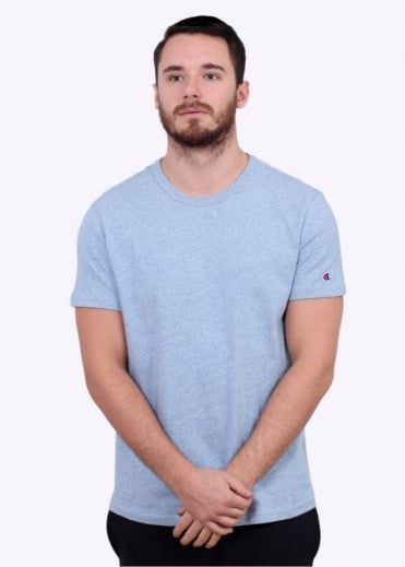 Champion Marl Tee - Light Blue