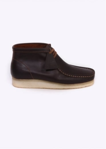 Clarks Originals Wallabee Boot - Beeswax