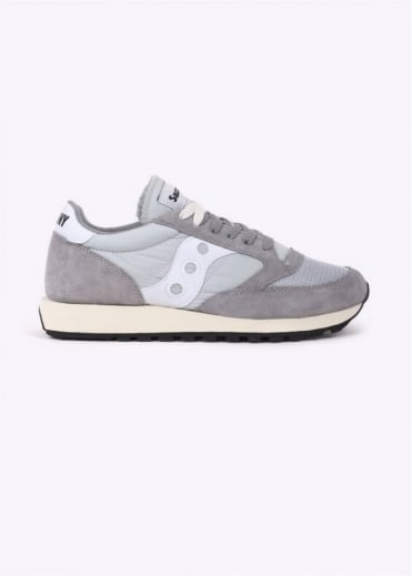 Saucony Jazz Original Vintage - White / Grey