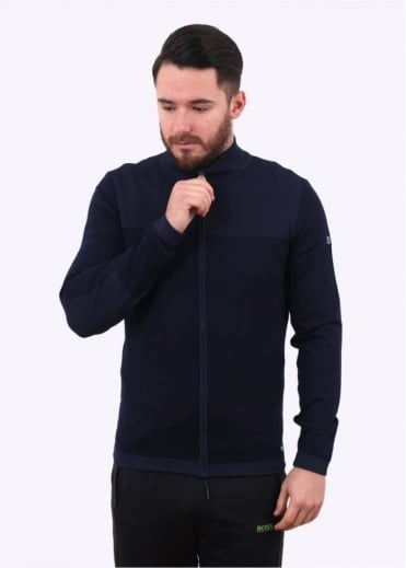 Hugo Boss Green Zori Knit - Navy