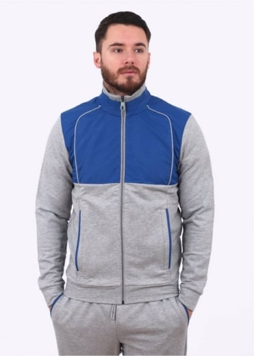 Hugo Boss Green Skavon Jacket - Blue / Grey