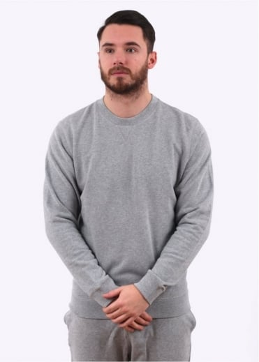 Sunspel Sweat Top - Grey